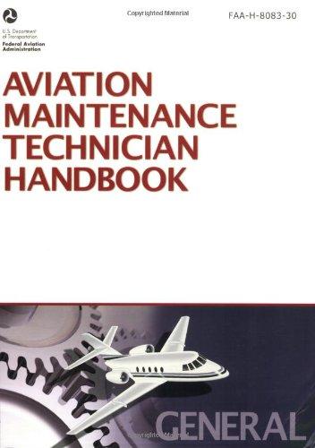 Aviation Maintenance Technician Handbook   2009 edition cover