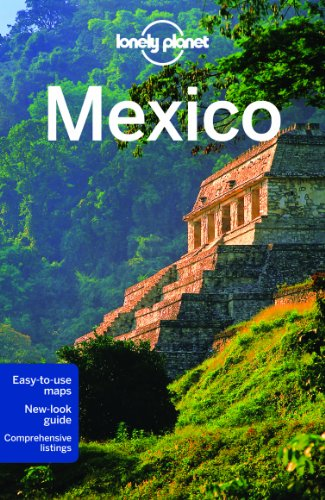 MEXICO (INGL�S)  13th 2012 (Revised) edition cover