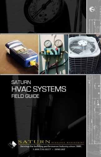 Saturn HVAC Systems Field Guide N/A 9781880120163 Front Cover