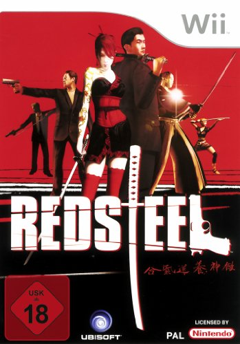 Red Steel [Software Pyramide] Nintendo Wii artwork