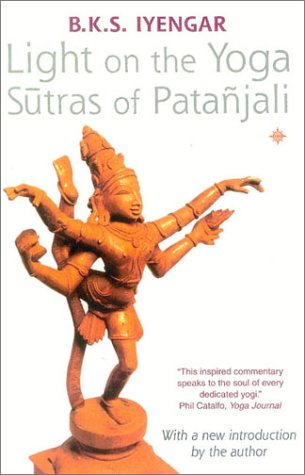 Light on the Yoga Sutras of Patanjali   2002 (Reprint) edition cover