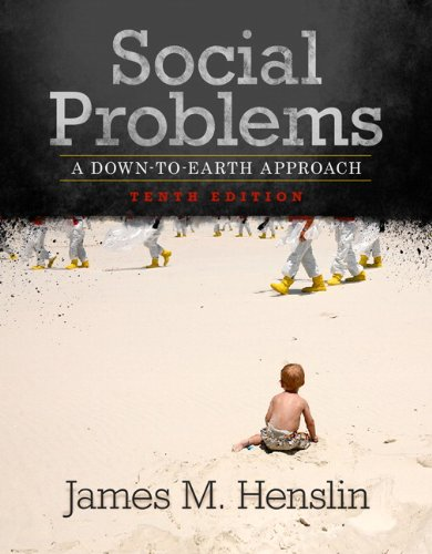 Social Problems A Down-to-Earth Approach 10th 2011 edition cover
