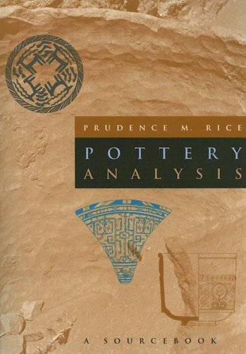 Pottery Analysis A Sourcebook  2005 edition cover