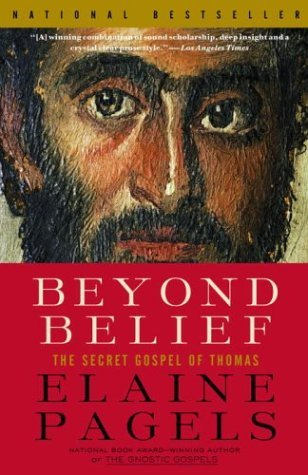 Beyond Belief The Secret Gospel of Thomas  2003 edition cover