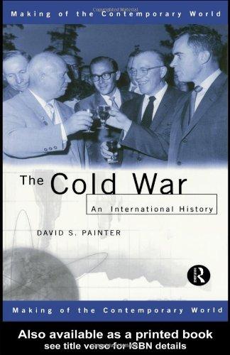 Cold War An Interdisciplinary History  1999 edition cover