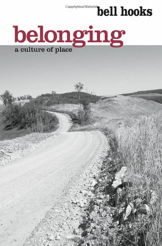 Belonging A Culture of Place  2009 edition cover