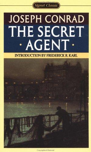 Secret Agent  N/A edition cover