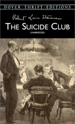 Suicide Club   2000 (Unabridged) edition cover