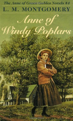Anne of Windy Poplars  N/A 9780553213164 Front Cover