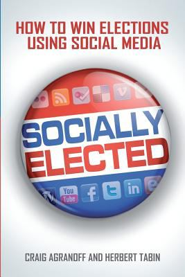 Socially Elected  N/A edition cover