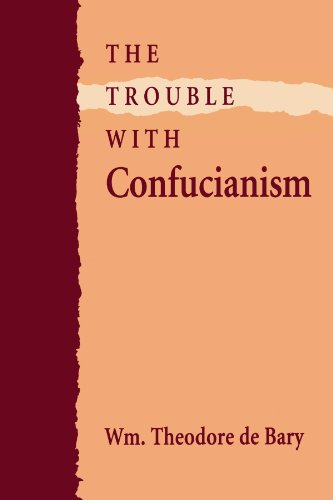 Trouble with Confucianism   1991 edition cover