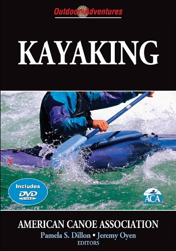 Kayaking   2009 edition cover