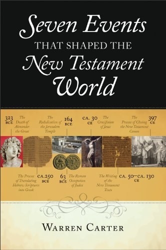 Seven Events That Shaped the New Testament World  N/A edition cover