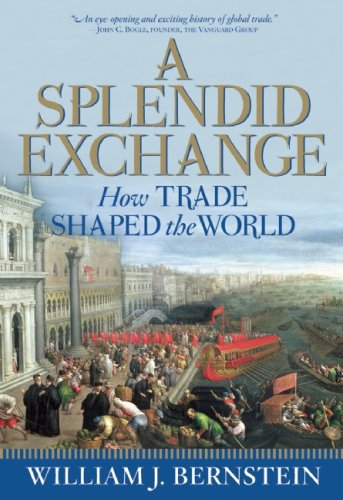 Splendid Exchange How Trade Shaped the World  2008 edition cover