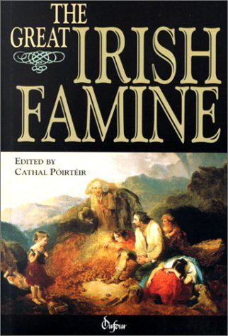 Great Irish Famine  N/A edition cover