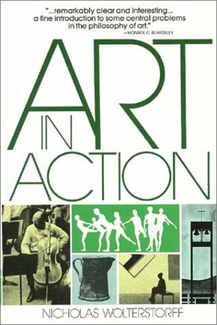 Art in Action Toward a Christian Aesthetic  1987 edition cover