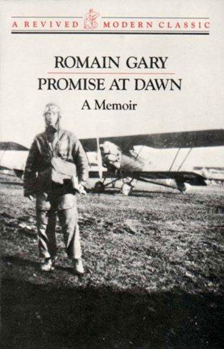Promesse de L'Aube  Reprint edition cover