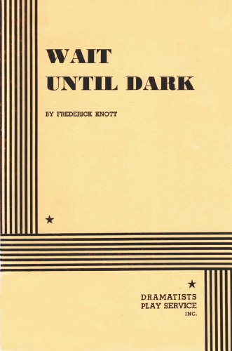 Wait until Dark  N/A edition cover
