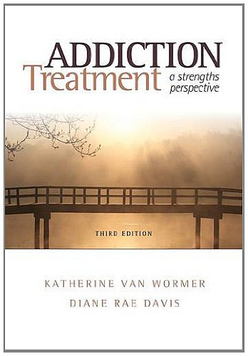 Addiction Treatment  3rd 2013 edition cover