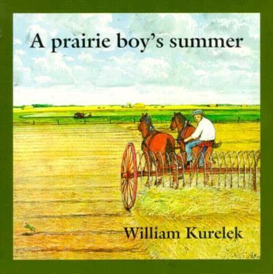 Prairie Boy's Summer  Reprint  9780887761164 Front Cover