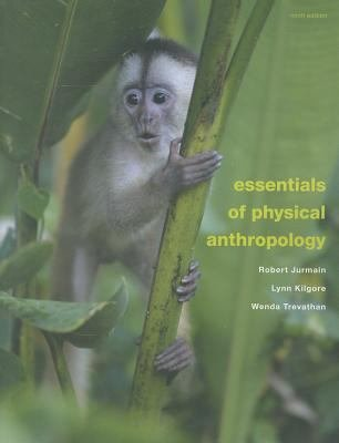 Essentials of Physical Anthropology  9th edition cover