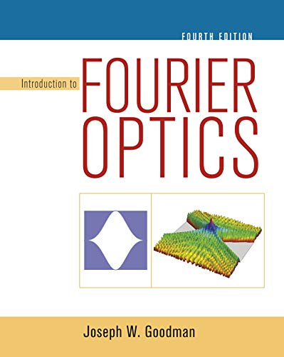 Cover art for Introduction to Fourier Optics, 4th Edition