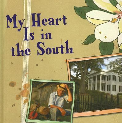 My Heart Is in the South  Gift  9781402208164 Front Cover