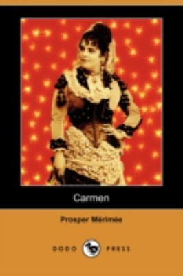 Carmen  N/A 9781406594164 Front Cover
