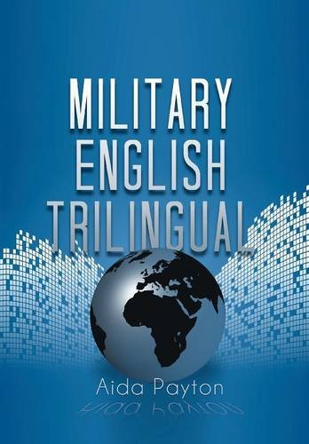Military English Trilingual   2013 edition cover