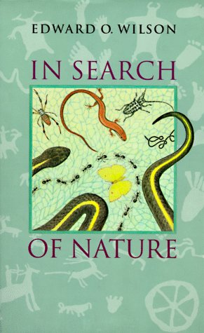 In Search of Nature   1996 edition cover