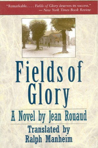 Fields of Glory  Reprint  9781559702164 Front Cover