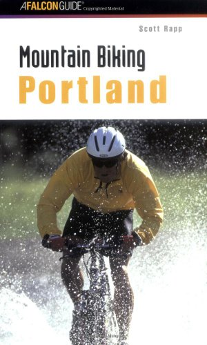 Mountain Biking Portland   2001 9781560449164 Front Cover
