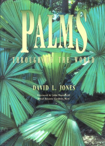 Palms Throughout the World   1995 9781560986164 Front Cover