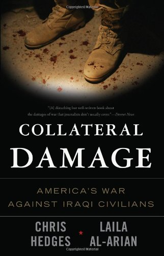 Collateral Damage America's War Against Iraqi Civilians  2008 edition cover