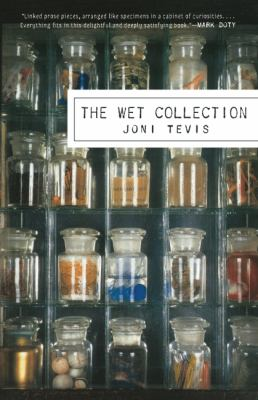 Wet Collection A Field Guide to Iridescence and Memory N/A edition cover