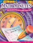 Math Minutes Grade 5  2002 edition cover