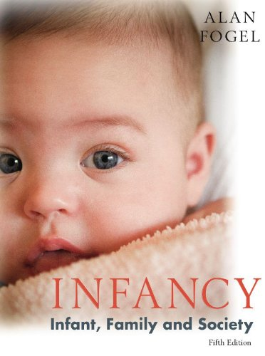 Infancy Infant, Family, and Society 5th 2009 edition cover