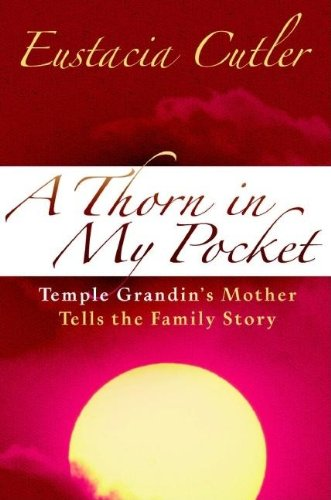 Thorn in My Pocket   2004 9781932565164 Front Cover