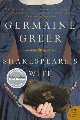 Shakespeare's Wife  N/A edition cover