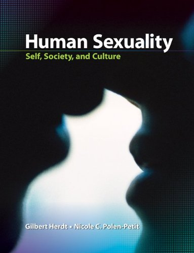 Human Sexuality: Self, Society, and Culture   2014 edition cover
