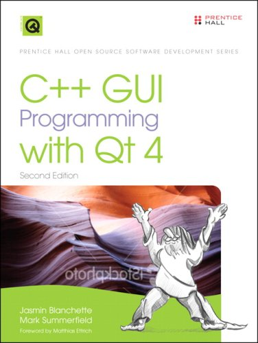 C++ GUI Programming with Qt 4  2nd 2008 edition cover