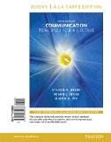 Communication + Revel: Principles for a Lifetime, Books a La Carte Edition  2015 edition cover