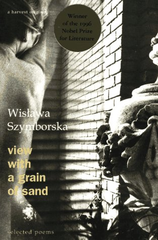 View with a Grain of Sand Selected Poems  1995 edition cover
