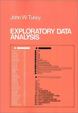 Exploratory Data Analysis   1977 edition cover