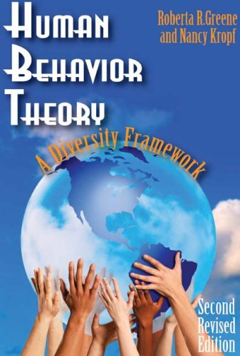 Human Behavior Theory A Diversity Framework 2nd edition cover