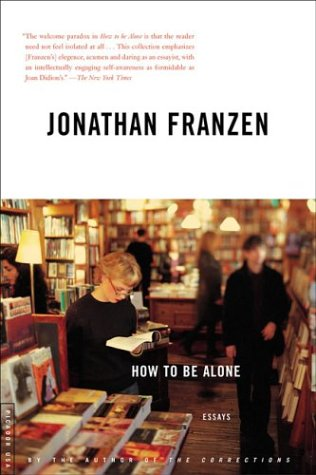 How to Be Alone   2003 edition cover