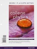 College Physics A Strategic Approach, Books a la Carte Edition 3rd 2015 edition cover