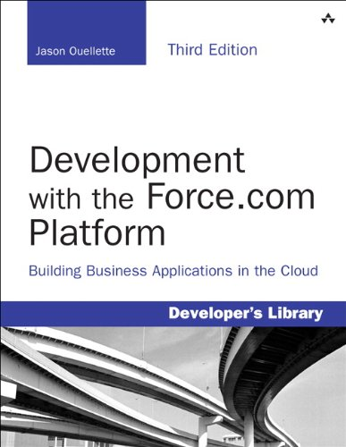 Development with the Force.com Platform Building Business Applications in the Cloud 3rd 2014 edition cover
