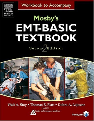 Workbook to Accompany Mosby's EMT Basic Textbook  2nd 2005 (Revised) edition cover