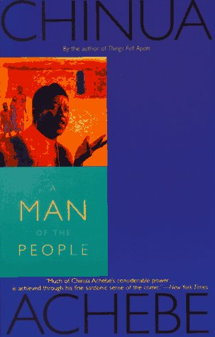 Man of the People  N/A edition cover